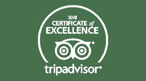 Trip Advisor 2018 - Australia Whale Experience